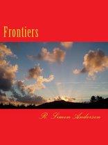 Boek cover Frontiers van R. Simon Anderson
