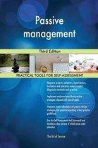 Passive Management