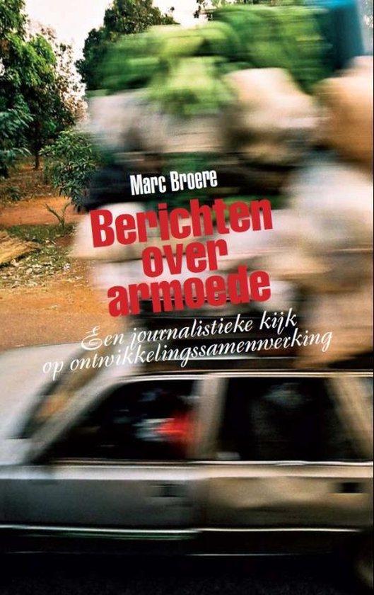 Boek cover Berichten over armoede van Marc Broere (Paperback)