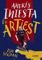 Boek cover Andrés Iniesta van Andrés Iniesta