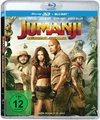 Jumanji: Welcome to the Jungle (2017) (3D & 2D Blu-ray)