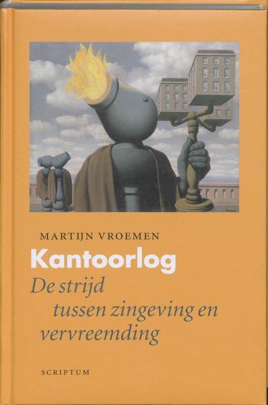 Kantoorlog - Martijn Vroemen |