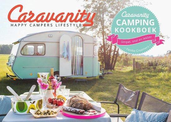 Boek cover Caravanity camping kookboek van Femke Creemers (Paperback)