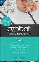 Ozobot kleurcode stickersheet