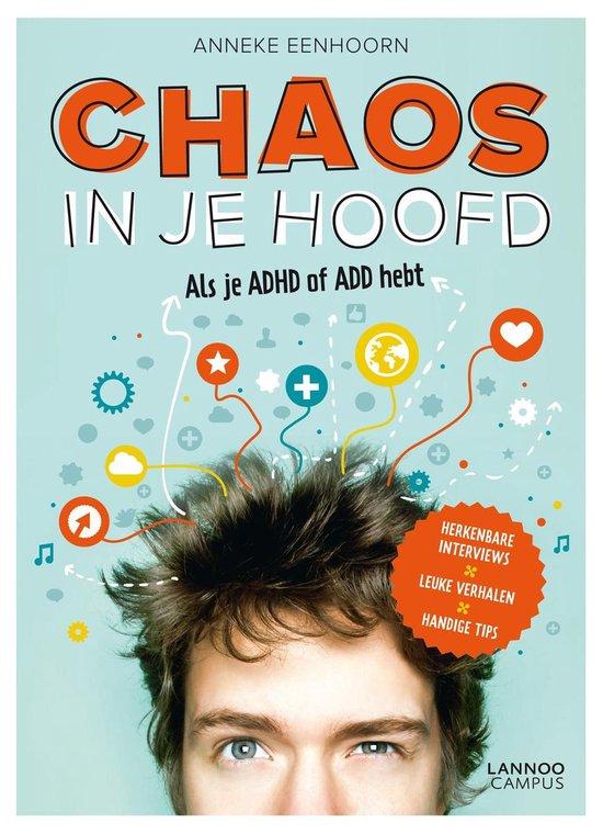 Chaos in je hoofd - Anneke Eenhoorn |