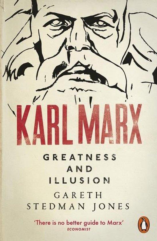 Boek cover Karl Marx van Gareth Stedman Jones (Paperback)