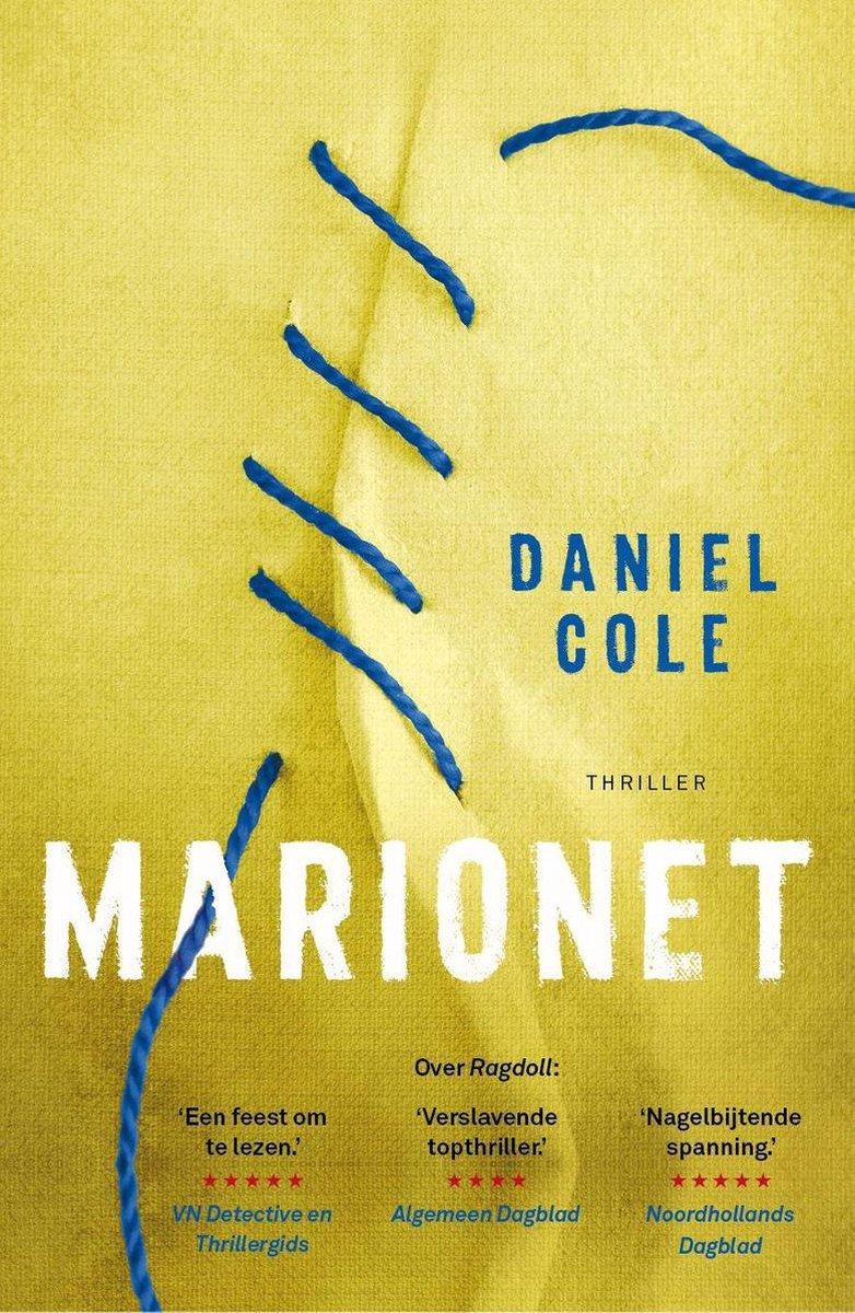 Ragdoll 2 - Marionet - Daniel Cole