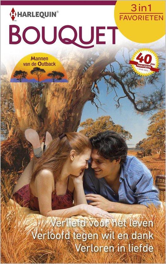 Verliefd voor het leven; Verloofd tegen wil en dank; Verloren in liefde - Emma Darcy |