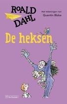 Boek cover De heksen van Roald Dahl (Hardcover)