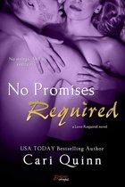 Boek cover No Promises Required van Cari Quinn (Onbekend)
