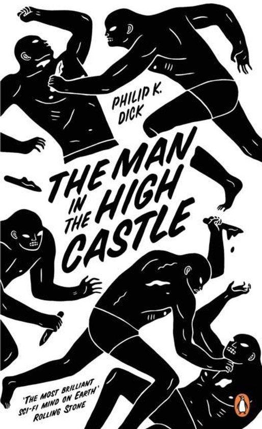 Boek cover Man in the High Castle van Philip K. Dick (Voordeeleditie)