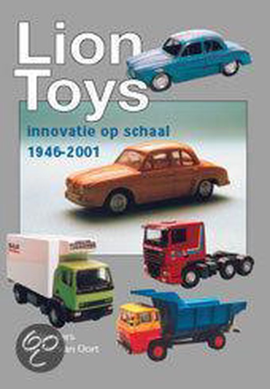 Lion Toys - Jos Wouters  