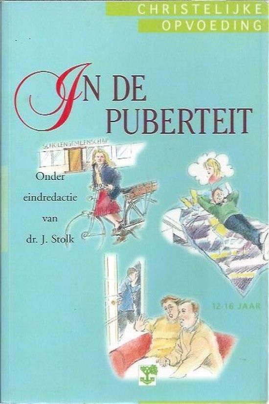 In de puberteit - J. Stolk  