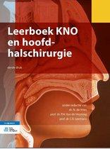 Leerboek KNO en Hoofd-Halschirurgie