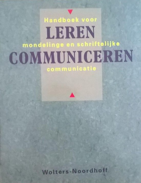 Leren Communiceren - Michael Steehouder pdf epub