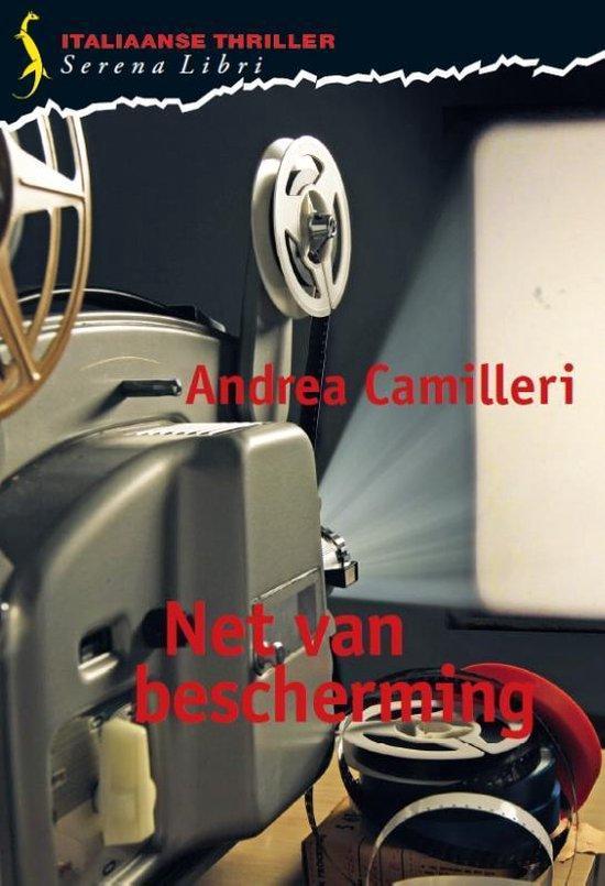 Montalbano thriller - Net van bescherming - Andrea Camilleri | Fthsonline.com