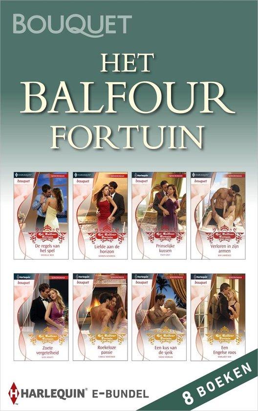 Bouquet Bundel - Het Balfour Fortuin (8-in-1) - Kate Hewitt   Fthsonline.com