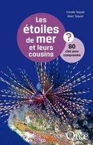 Boek cover Les étoiles de mer et leurs cousins van Marc Taquet