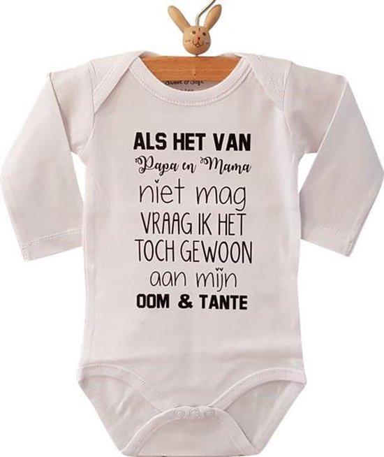 Baby Rompertje Maat 62/68