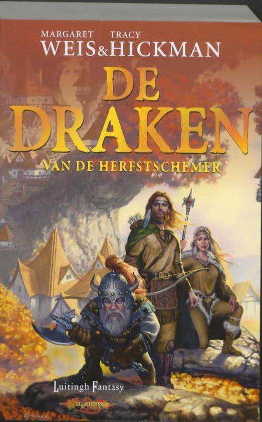 De Draken Van De Herfstschemer - Margaret Weis |