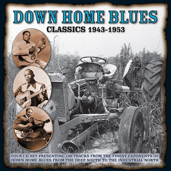 Down Home Blues Classics