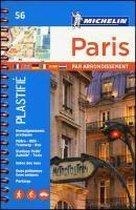 Michelin Stadtplan Paris par arrondissement 1 : 10 000