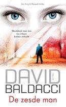 Boek cover King & Maxwell 5 - De zesde man van David Baldacci (Paperback)
