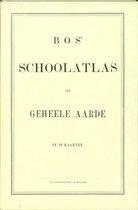 Bos' Schoolatlas Der Geheele Aarde