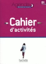 Agenda 3 cahier d'activités + cd-audio