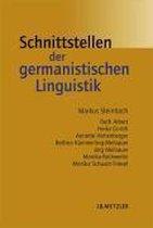 Schnittstellen Der Germanistischen Linguistik