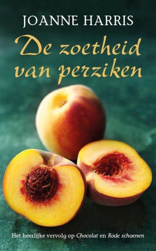 De zoetheid van perziken - Joanne Harris   Fthsonline.com