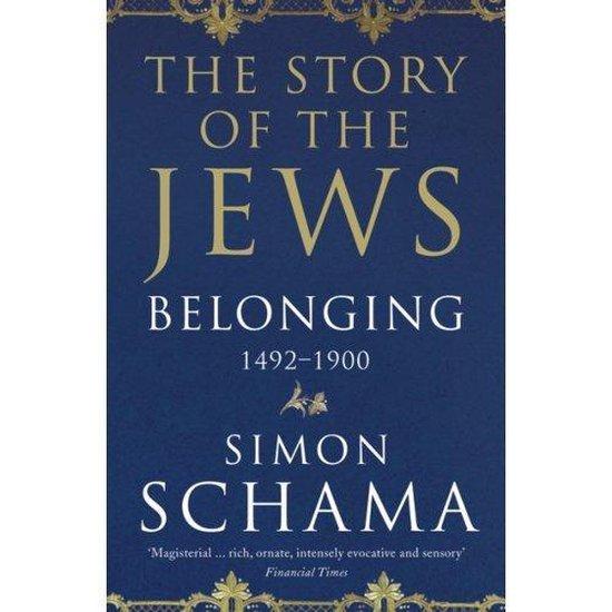 Boek cover Belonging van Simon Schama (Paperback)