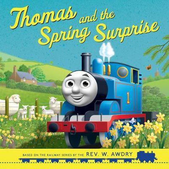 Thomas and the Spring Surprise (Thomas & Friends Picture Books) (Thomas & Friends Picture Books)