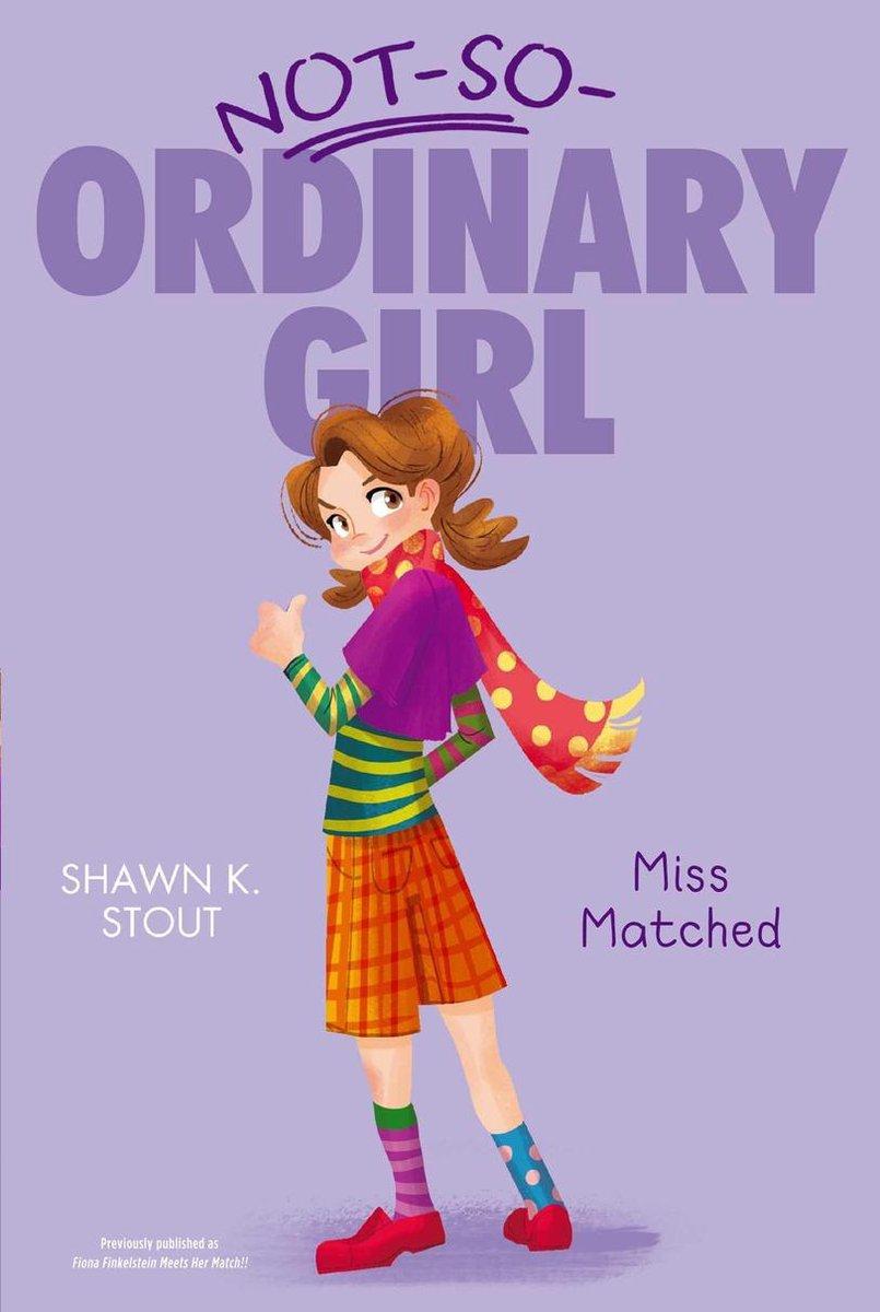 Miss Matched - Shawn K. Stout