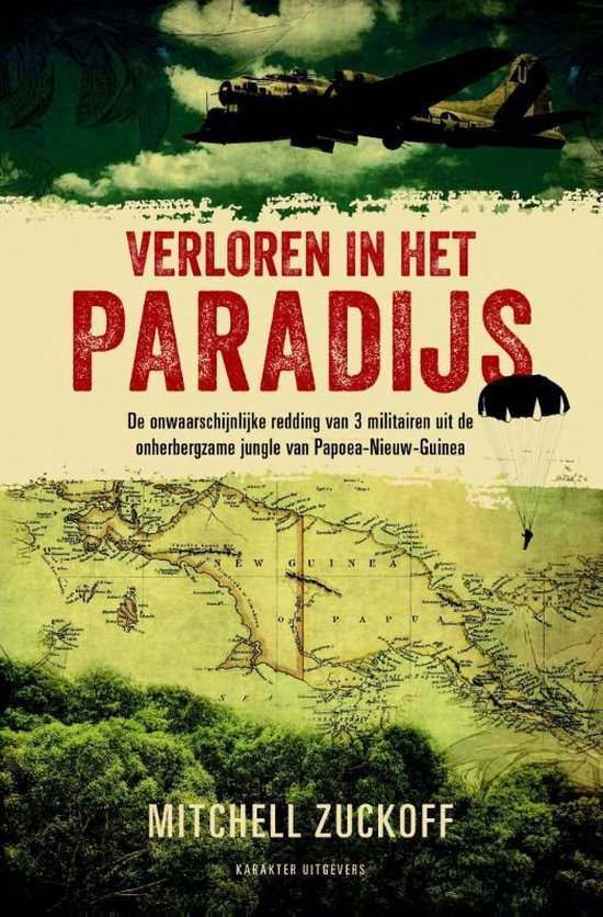 Verloren in het paradijs - Mitchell Zuckoff |