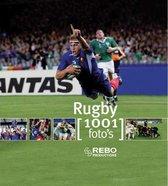 Boek cover Rugby 1001 fotos van nvt