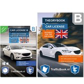 Car Theory book 2021 - Learning to drive - Traffic Regulations with Practise CD - 12 theory exams
