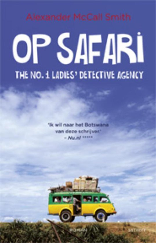 Op safari - Alexander McCall Smith |