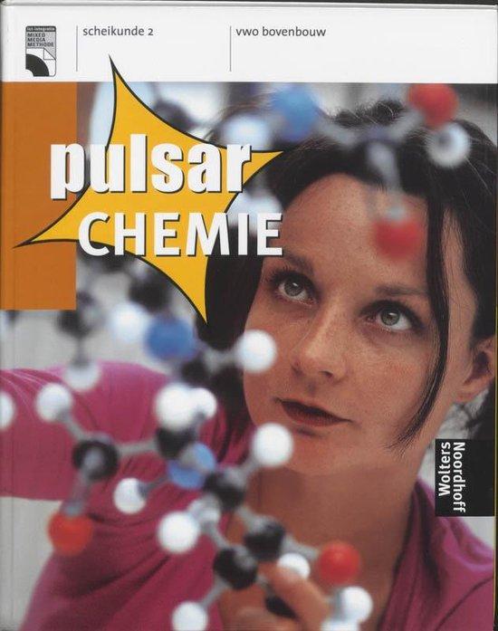 Pulsar-Chemie 2 Vwo bovenbouw Leerboek - R. Bekkers |