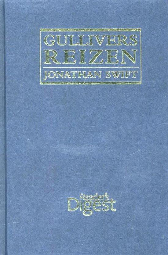 Gullivers reizen - Jonathan Swift |