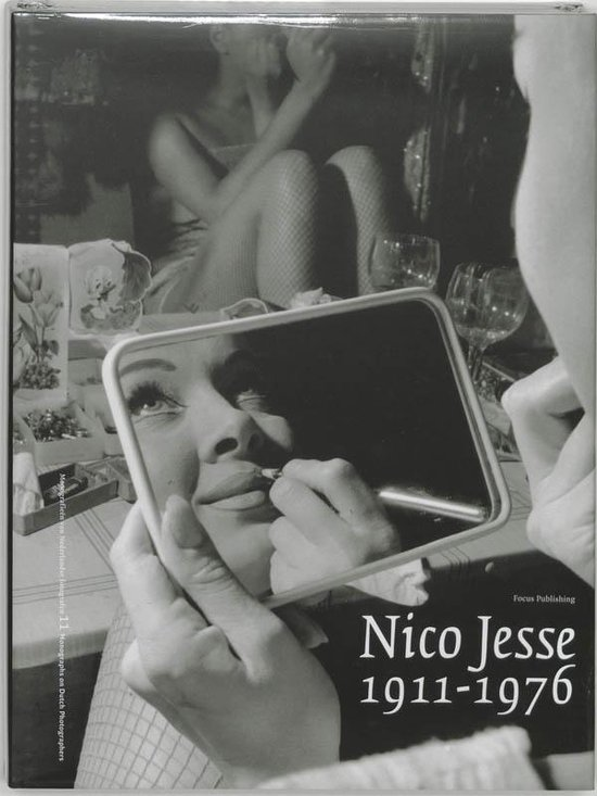 Boek cover Nico Jesse van F. Bool (Hardcover)
