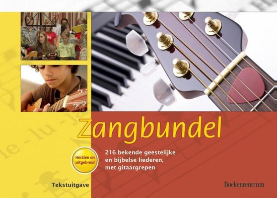 Zangbundel - Diverse auteurs |
