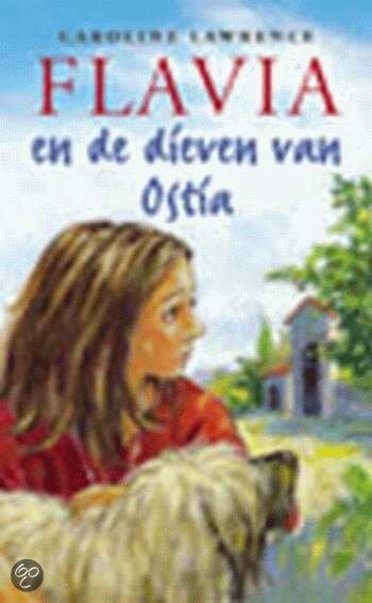 Flavia En De Dieven Van Ostia