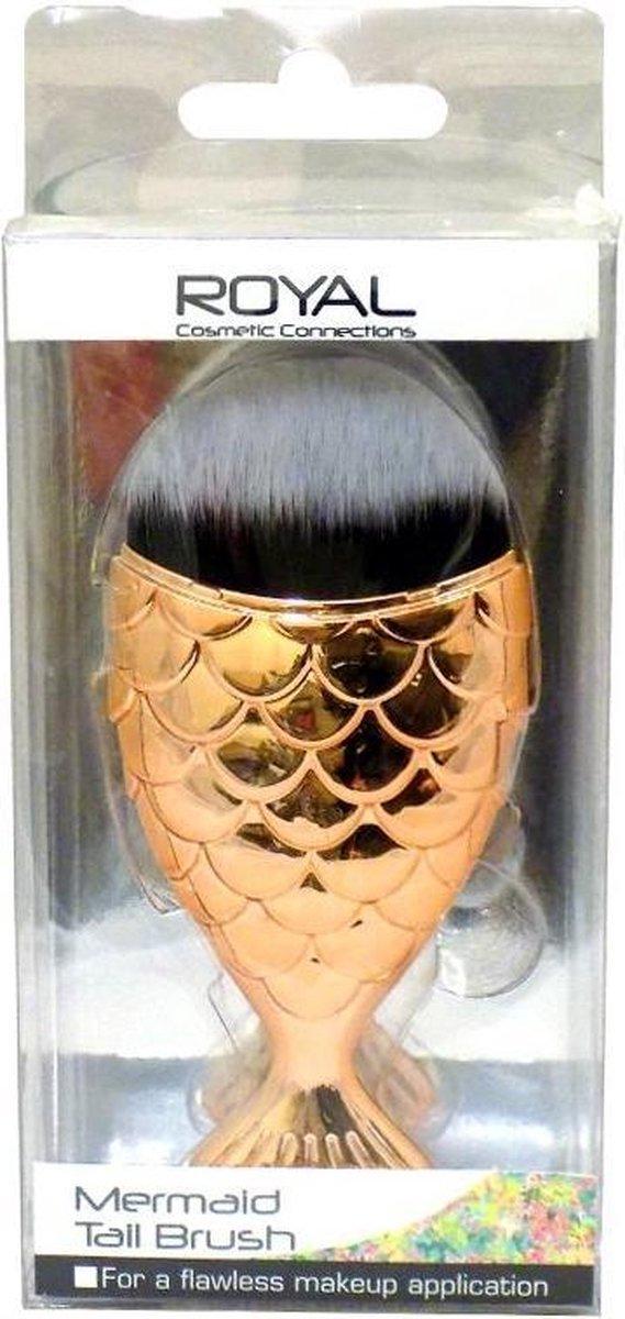Royal Mermaid Tail Make-up Kwast - Royal