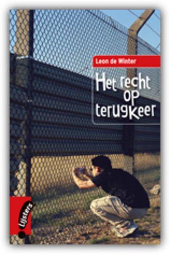 Het recht op terugkeer Grote Lijsters 2011 - Leon de Winter |