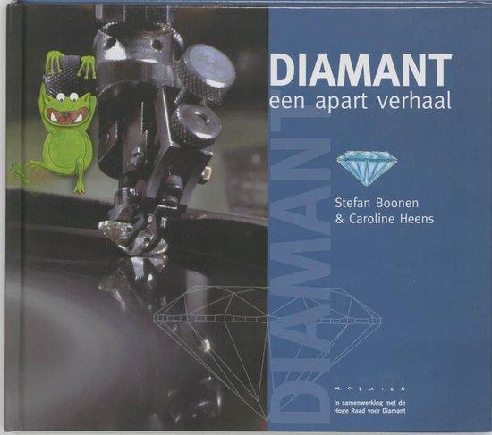Diamant, een apart verhaal - Stefan Boonen |