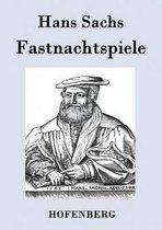 Boek cover Fastnachtspiele van Hans Sachs