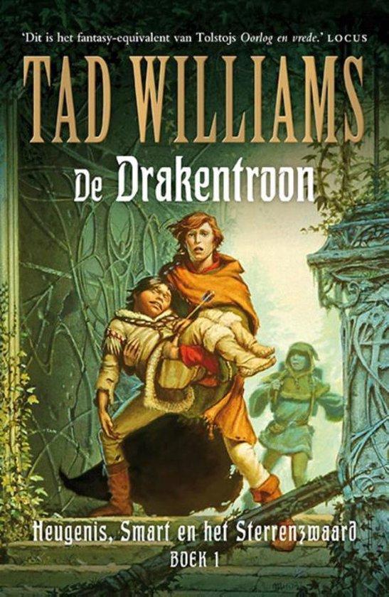 Heugenis, Smart en het Sterrenzwaard 1 - De Drakentroon - Tad Williams | Fthsonline.com