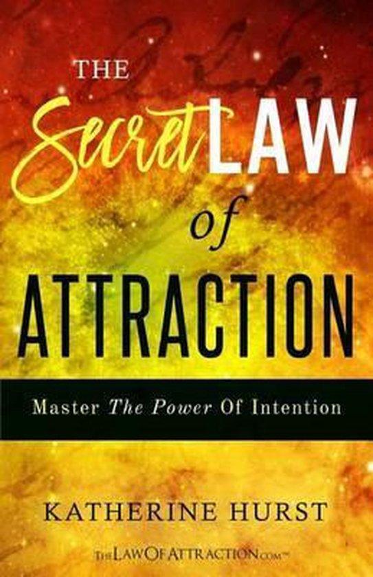 Boek cover The Secret Law of Attraction van Katherine Hurst (Paperback)