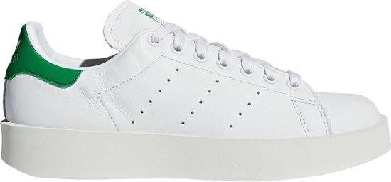 bol.com | adidas Stan Smith Bold Sneakers - Maat 40 2/3 ...